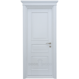 Классические белые двери