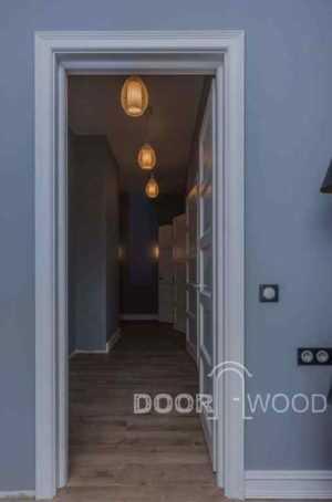 Деревянные двери Optima XR 5